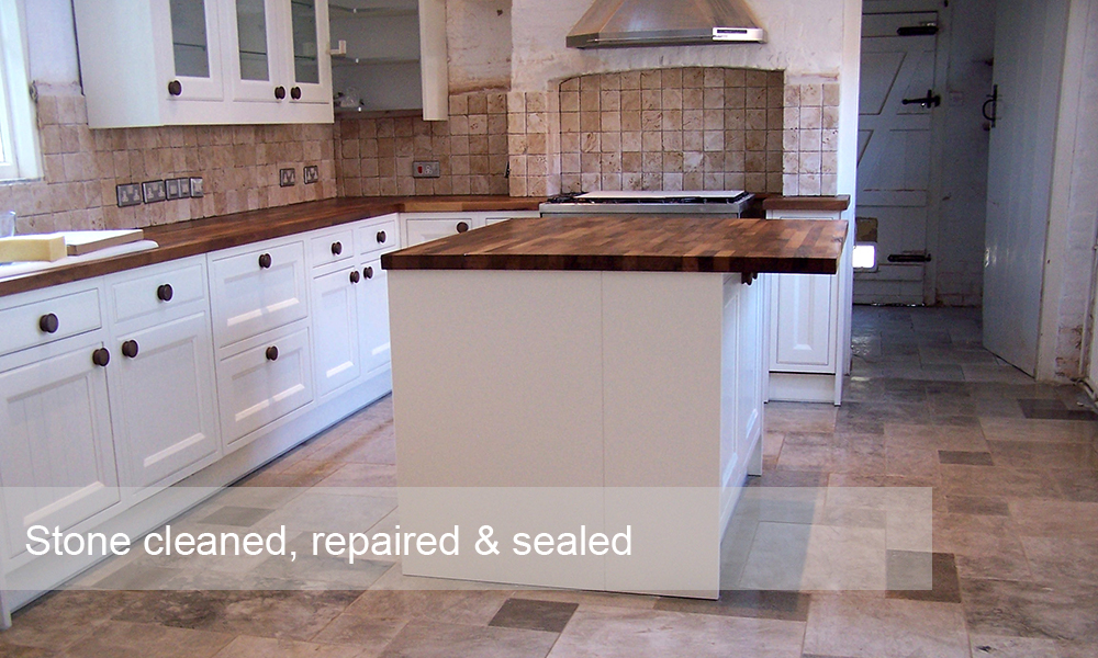 Clean And Restore Floor Tiles Improving Their Condition